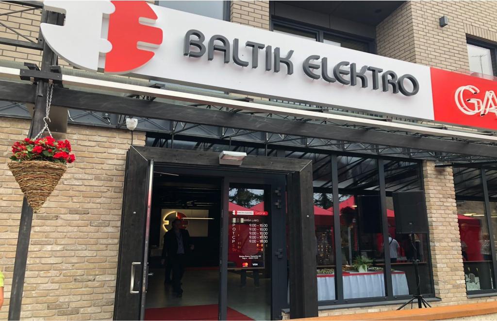 LEF LIGHTING | STORE BALTIK ELEKTRO