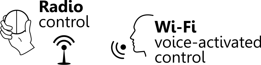 Radio_control_Comando_Vocale