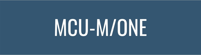 MCU-M-ONE